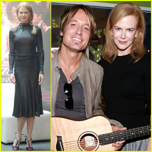 Nicole Kidman & Keith Urban Take a Trip to Monash Children's Hospital!