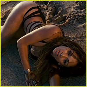 Nicole Scherzinger Hits Malibu Beach in Sexy Bikini for 'Your Love' Music Video - Watch Now!