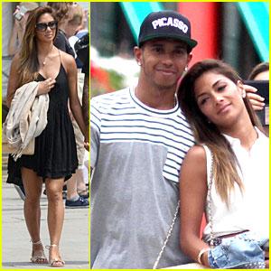 Nicole Scherzinger & Lewis Hamilton Look More in Love Than Ever Before!