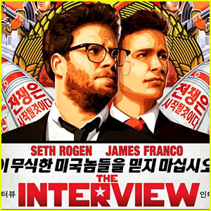 North Korea Asserts Release of James Franco & Seth Rogen's 'The Interview' is an 'Act of War'