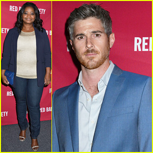 Octavia Spencer Joins 'Red Band Society' Cast at Special L.A. Screening!