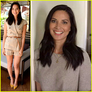 Olivia Munn Answers 73 Rapid Fire Questions for 'Vogue' (Video)