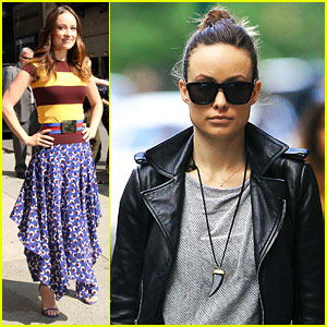 Olivia Wilde Gets the Worst Psychic Reading Ever - Watch Now!