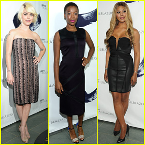 'Orange Is the New Black' Cast Gets Honored at Logo TV's Trailblazers!
