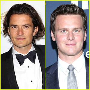 Orlando Bloom & Jonathan Groff Set to Present at Tony Awards 2014 (Exclusive)