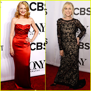 Patricia Clarkson & Judith Light Glam Up for Tony Awards 2014!
