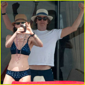 Paul McCartney Gets Some Much Needed R&R on Vacation After Last Month's Health Scare