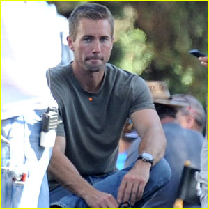 Paul Walker's Look-Alike Brother Caleb Continues Body Double Work for 'Fast & Furious 7'