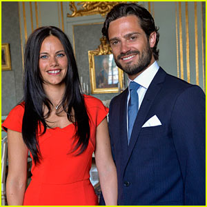 Prince Carl Philip of Sweden & Sofia Hellqvist Are Engaged!