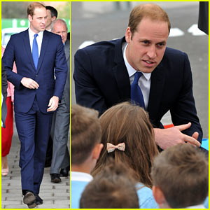 Prince William Enjoys Listening to Coldplay & Linkin Park!