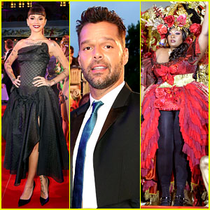 Ricky Martin & Christina Perri Perform at Life Ball 2014! (Photos)