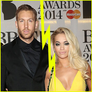 Rita Ora & Calvin Harris Split