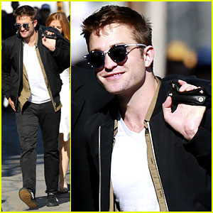 Robert Pattinson's Unusual Diet for 'The Rover' Sounds Awful