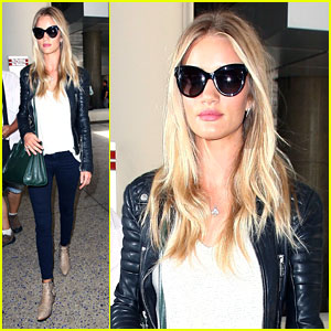 Rosie Huntington-Whiteley Gives Blessing to New 'Transformers' Babe Nicola Peltz!