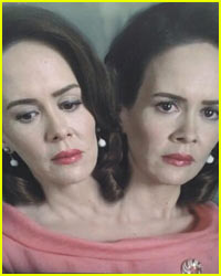 Sarah Paulson Reveals Her 'American Horror Story' Season Four Freak Show Character