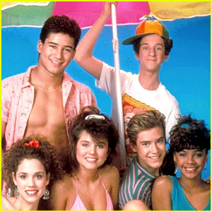 'Saved by the Bell' Behind-The-Scenes Movie In the Works at Lifetime!