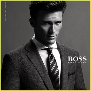 Scott Eastwood Sizzles in New 'Hugo Boss' Campaign Image