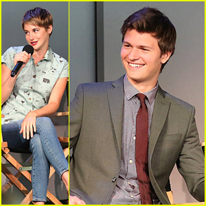 Shailene Woodley: 'The Fault In Our Stars' Is Probably The Last Young-Adult Film I'll Ever Do