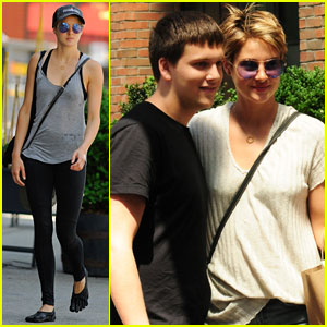 Shailene Woodley Says 'Fault in Our Stars' Scenes Felt 'So Real'