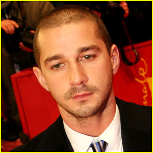 Shia LaBeouf Placed in Face Mask After Spitting at NYPD