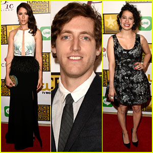 'Silicon Valley' & 'Broad City' Stars Bring the Funny to Critics' Choice TV Awards 2014