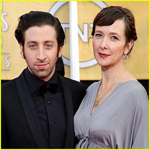 Big Bang Theory's Simon Helberg & Wife Jocelyn Welcome Baby Boy Wilder!