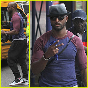 Taye Diggs' 'Murder in the First' Has Biggest TNT Series Premiere in Last 2 Years!