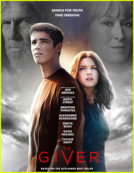Meryl Streep & Jeff Bridges Are Looming in Official 'Giver' Poster!