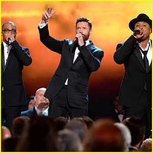 T.I. & LL Cool J Perform 'Music Man' Rap with Hugh Jackman at Tony Awards 2014 (Video)