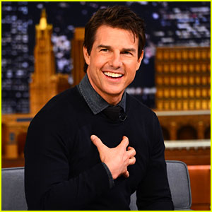 Tom Cruise Says He Invented the International Press Tour