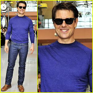 There's 'No Truth' to Rumors That Tom Cruise Will Cameo in 'Star Wars: Episode VII'