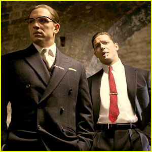 Tom Hardy Makes Us See Double as Kray Twins in 'Legend'!