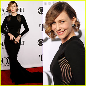 Vera Farmiga Is Red Carpet Chic at Tony Awards 2014