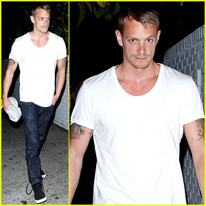 Watch Joel Kinnaman Put on His 'RoboCop' Suit!