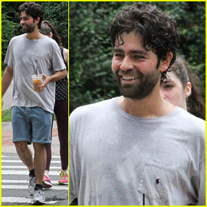 Adrian Grenier Has a Problem with Instagram's Social Inequality & Looks to Kim Kardashian to Prove His Point