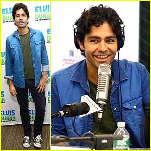 Adrian Grenier Wants Everyone to Recycle & Take Care Of the Ocean!