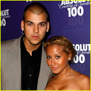 Adrienne Bailon Defends Her Comments About Rob Kardashian