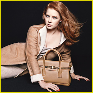 Amy Adams is Max Mara's Newest Face - See Her Ad Campaign Photos Here!