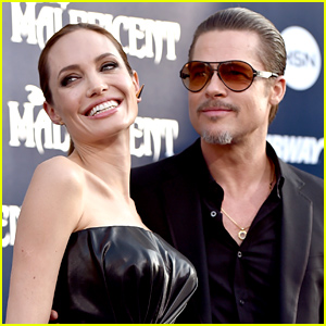 Angelina Jolie & Brad Pitt Wrote Love Notes to Each Other While Filming Across the Globe