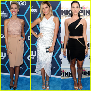 Anna Camp & Ashley Tisdale Bring Their Style to the Young Hollywood Awards 2014