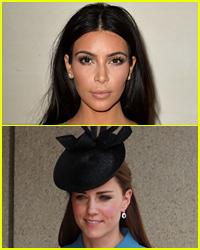Are Both Kim Kardashian & Kate Middleton Trying to Get Pregnant Again?