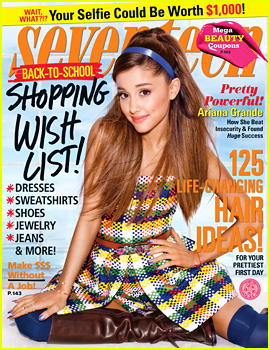 Ariana Grande Reveals She's Fallen Out of Touch With her Father in 'Seventeen'