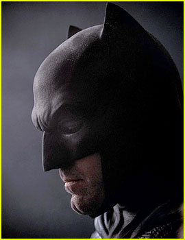 Ben Affleck as Batman - New Photo Released at Comic-Con!