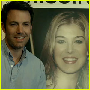Ben Affleck Looks for Rosamund Pike in New 'Gone Girl' Trailer!