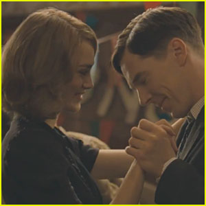 Benedict Cumberbatch & Keira Knightley Dance in 'Imitation Game' Trailer - Watch Now!
