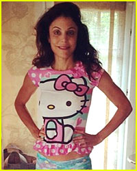 Bethenny Frankel Stirs the Pot by Wearing Her Daughter's Clothes