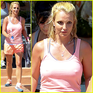 Britney Spears Dined & Dashed at Cheesecake Factory, But Returned with an Amazing Tip!