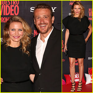 Cameron Diaz Is Back to Work After Vacation with Benji Madden