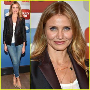 Cameron Diaz Gushed About Her New Boyfriend Benji Madden at Dinner with Friends!