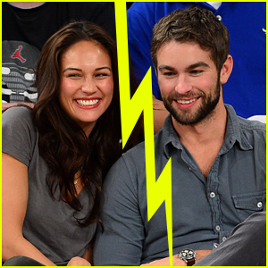 Chace Crawford & Girlfriend Rachelle Goulding Split